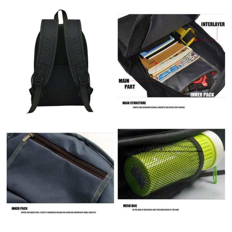 mochilas para adolescentes sacolas de Material : Oxford & Polyester