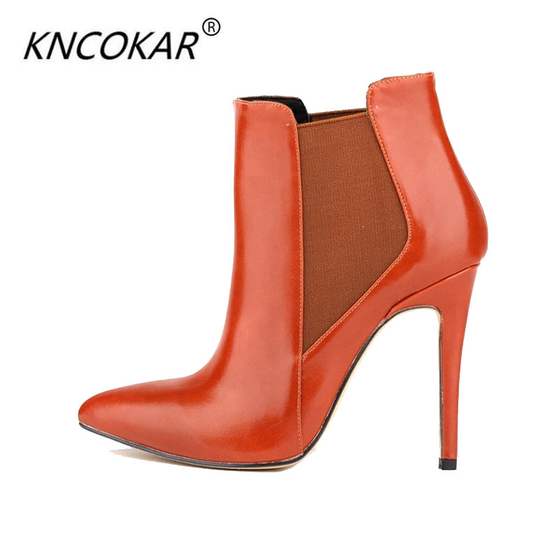 Stat Mujeres De Botas Europa Desnudo marrón naranja Naciones Las Con Corto Beige negro Kacokar2018 La Nueva rosado Otoño Zapatos Bien Y qXntXFZwx
