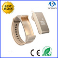 best selling Original Wristband Smartband with Bluetooth Headset Sleep Monitor pedometer Smart Watch Headset for ios android
