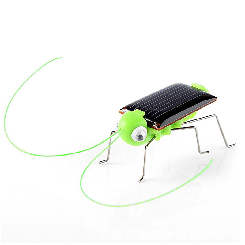 Educational Bio Puzzle Toys Grasshopper Robot Toy Gadget Gift