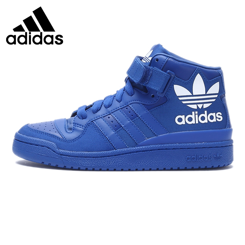 original new arrival adidas originals men 39 s high top skateboarding shoes sneakers in. Black Bedroom Furniture Sets. Home Design Ideas