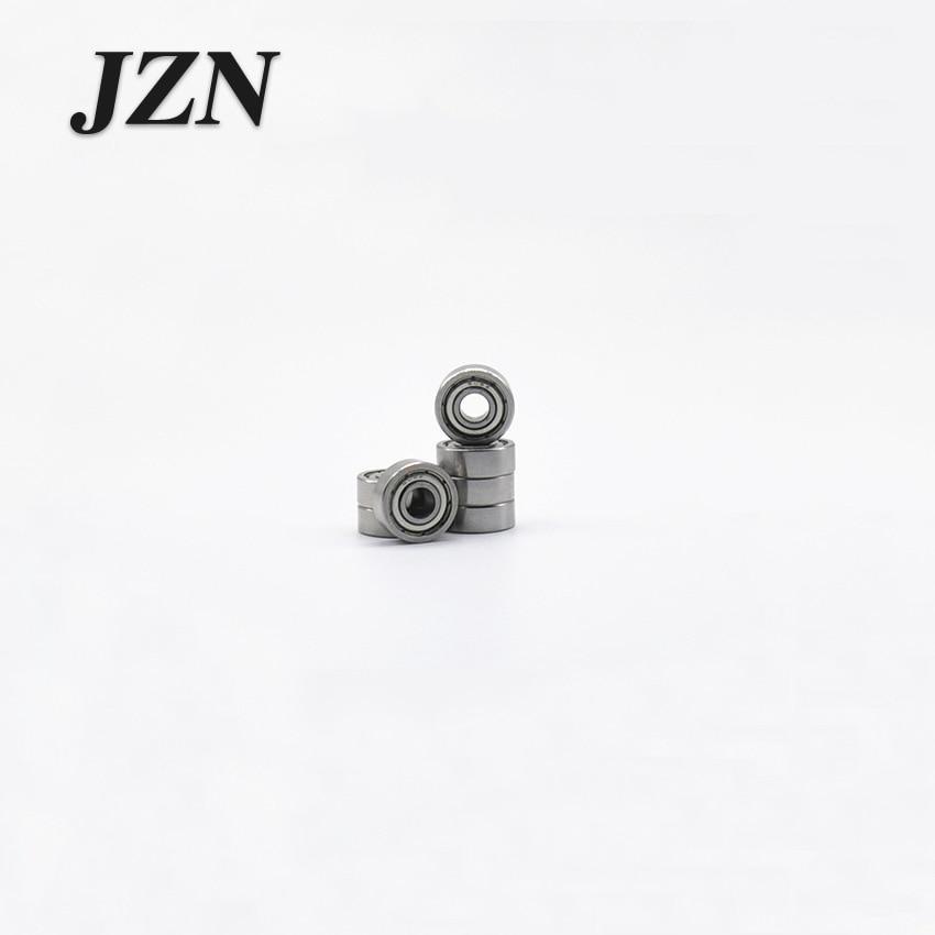 10PCS MR74RS Ball Bearings ABEC-3 4*7*2.5 mm Miniature MR74-2RS RS