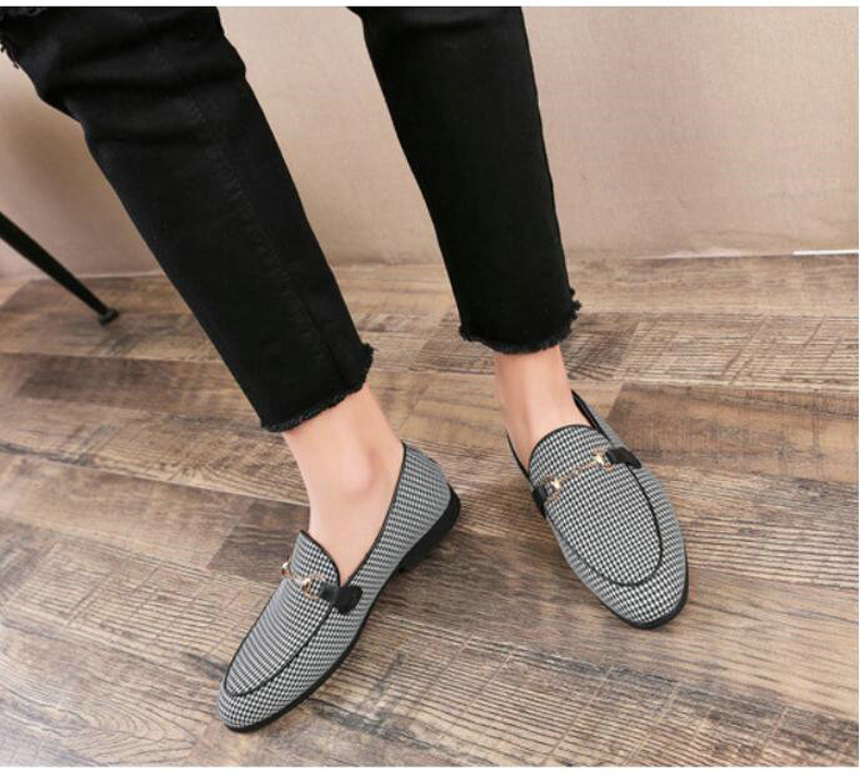 Men Casual Shoes'Breathable Denim Men Casual Shoes Size 48 Boat Shoes' Mens Shoes Casuals Canvas Slip On Mens Loafers Classic (8)