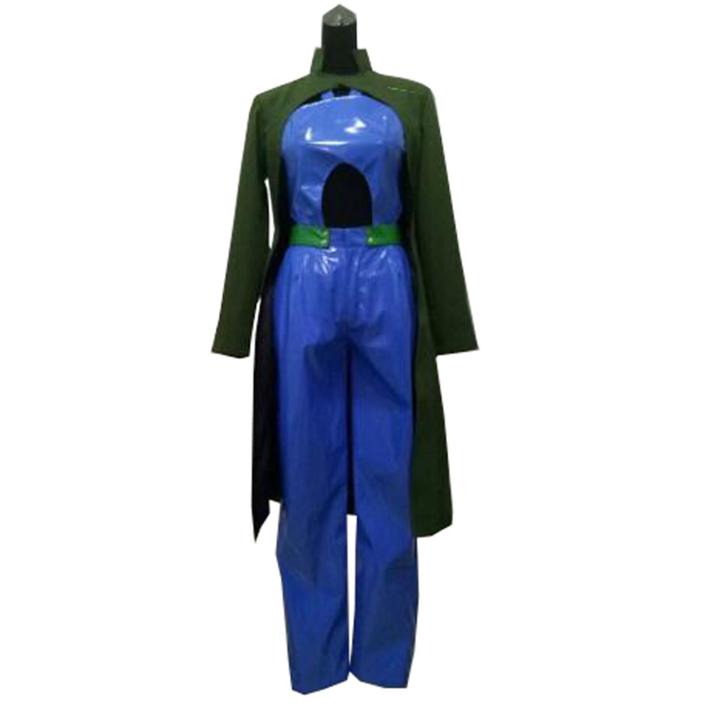 2017 Anime JoJo's Bizarre Adventure Jolyne Kujo Cosplay Jolyne Cujoh Cosplay Costume Any Size