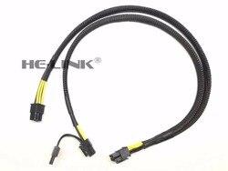 10Pin Stecker auf PCI-E Grafik Video Grafikkarte 8Pin + 6Pin Männlichen Netzteil Kabel Für HP Server DL580/DL585/DL980 G7