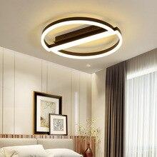 Modern Minimalism Remote dimming LED ceiling lights Round bedroom Livingroom kitchen Ceiling lamp lighting lamparas de techo стоимость