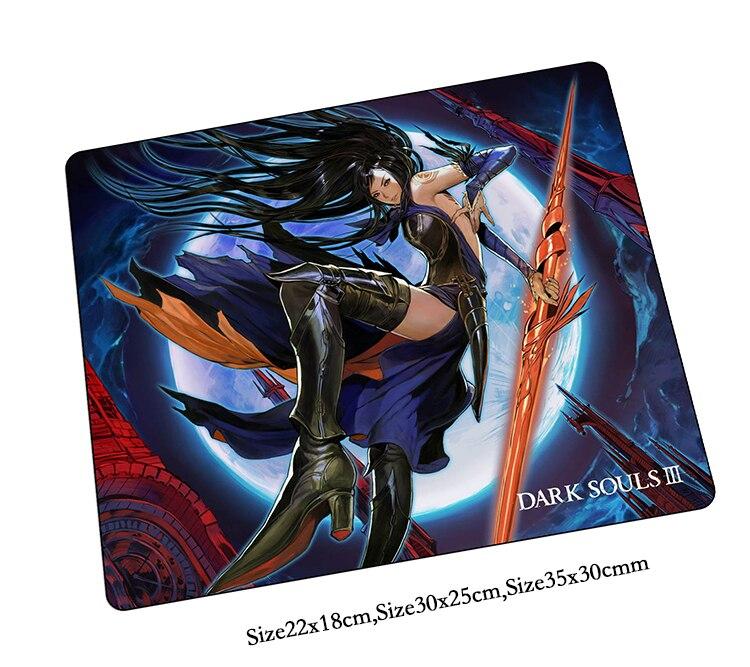 Dark Souls коврик для мыши массового узор игровой коврик для мыши геймер Коврик Для Мыши Pad игры компьютерный Популярные стол padmouse ноутбук больш...