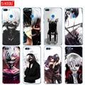 Силиконовый чехол для телефона Huawei Honor 10 V10 3c 4C 5c 5x 4A 6A 6C pro 6X 7X 6 7 8 9 LITE, Токийский гулс