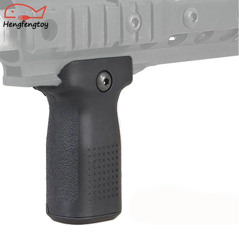 Outdoor CS Toys Tactical Jinming Water Gel Blaster Gun Refit Fittings Vertical Front Grip AFG/RVG Grip Short Free Shipping