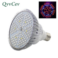 120 Led grow light for plant seeds full spectrum for flower vegetable growing bulbs lamp plants Hydroponic indoor greenhouse
