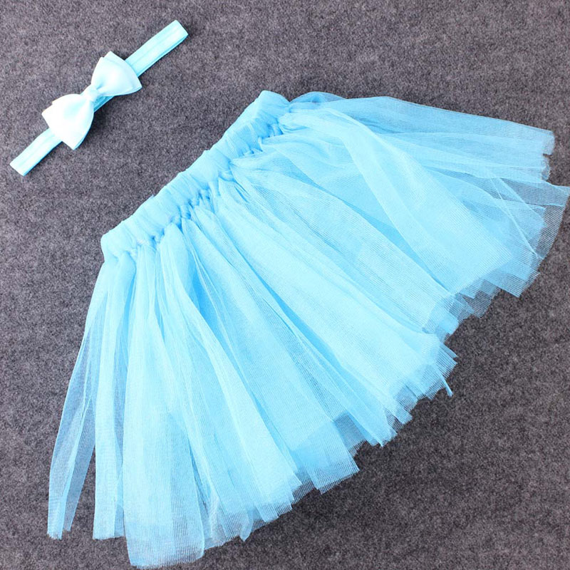 Cute-Kids-Girls-Toddler-Baby-Bow-Flower-Tutu-Skirts-Photography-Princess-Skirt-5