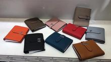 купить Kafunila women genuine leather short wallet high quality designer famous brand mini coin purse card holder female money bags по цене 1791.13 рублей
