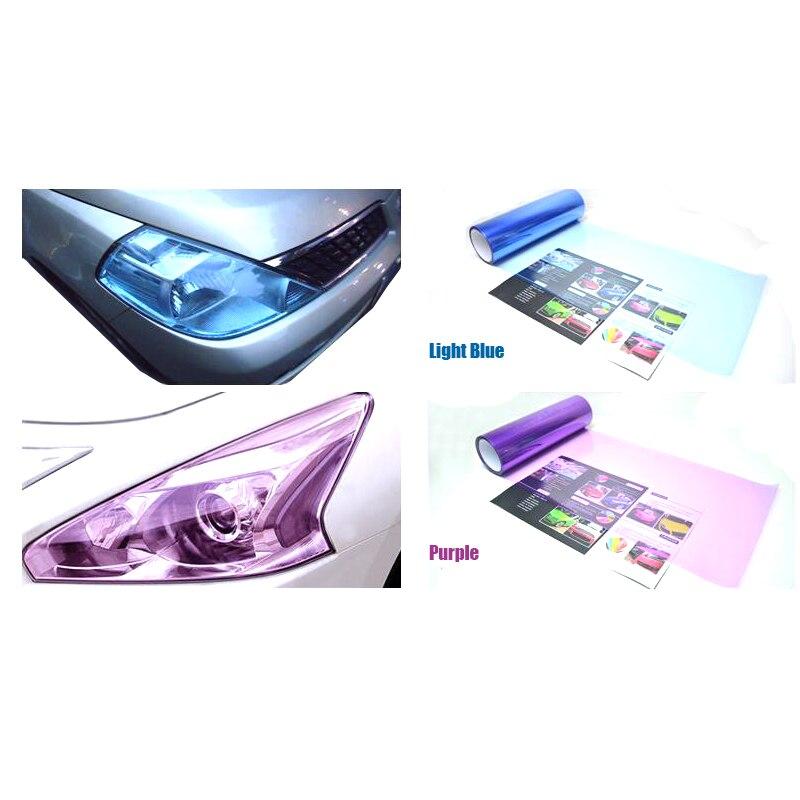 Avtomobilske žaromete nalepke zadnja luč nalepke za avtomobile 30cm - Zunanja dodatna oprema za avtomobile - Fotografija 6
