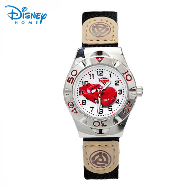 100% Genuine Disney children watch for boys cartoon McQueen car Wristwatches men watch military watch Relogio XMAS GIFT 63906