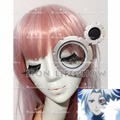 D.Gray-man Allen Walker Silver Glasses Monocle Cosplay Prop Accessories