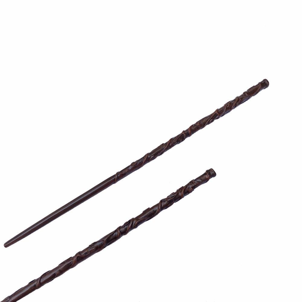 New Arrive Metal Iron Core Hermione Granger Wand Harry Potter Magic Elegant Ribbon Model Toy