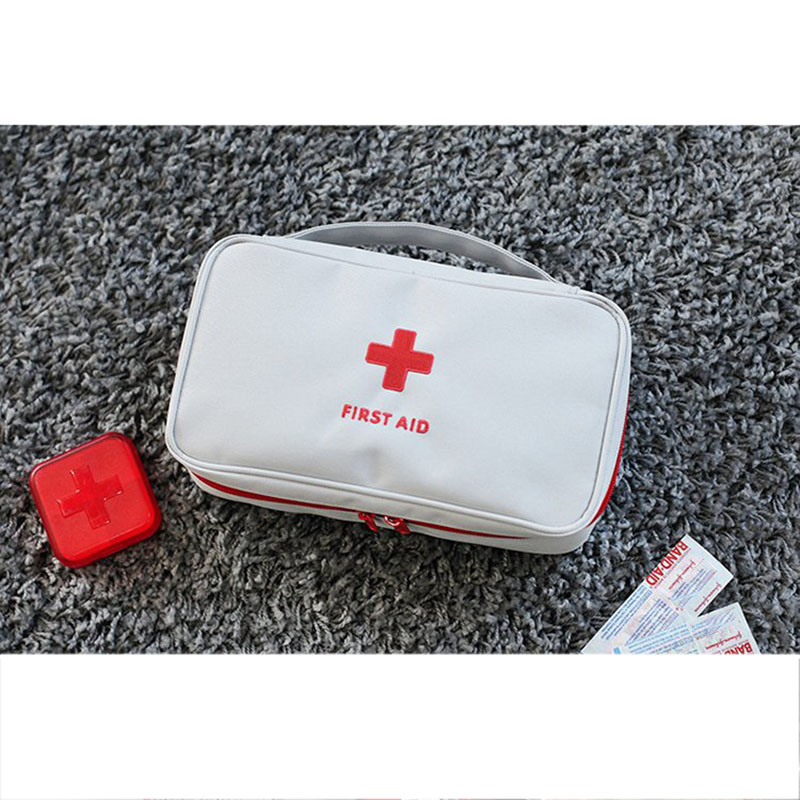 First Aid Medical Bag Outdoor Rescue Emergency Survival Treatment Storage Bags LSMK99