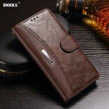 Для Meizu M5 Примечание чехол люкс PU кожи Магнитный кошелек откидная крышка 5.5 дюймов мобильного телефона Чехлы для Meizu meilan Примечание 5 idools
