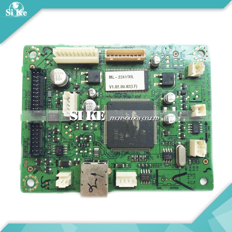 Laser Printer Main Board For Samsung ML-2241 ML-2245 ML-2240 ML 2241 2245 2240 Formatter Board Mainboard Logic Board