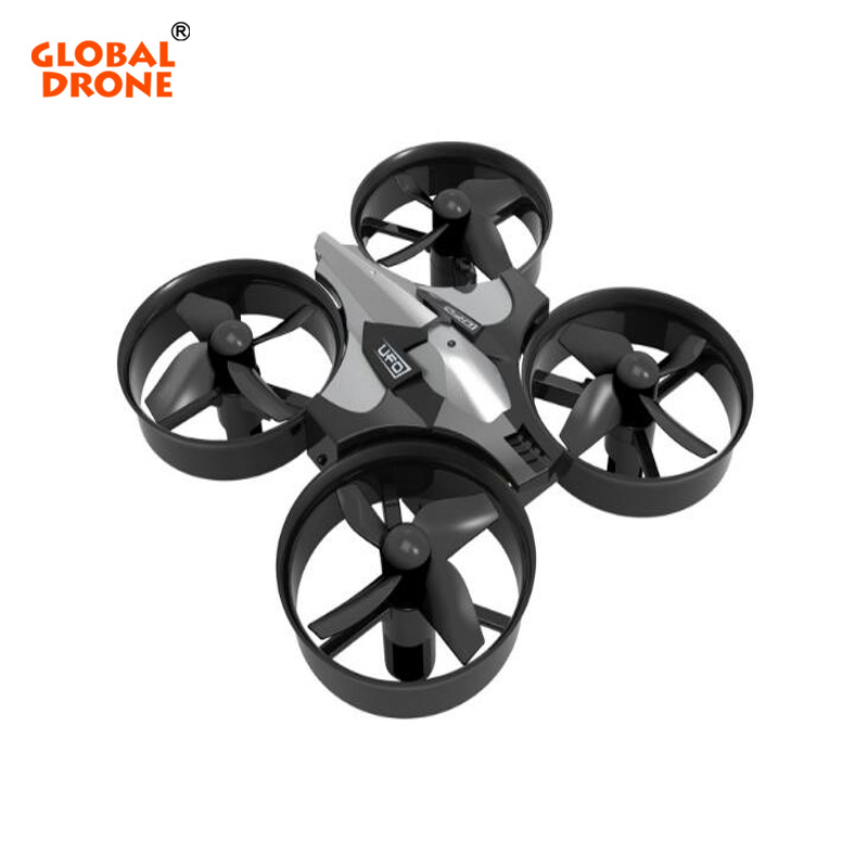 Rc-Helicopter Dron-Toys Pocket Global-Drone Headless Gyro Mode 4CH For Boys Mini 6-Axis