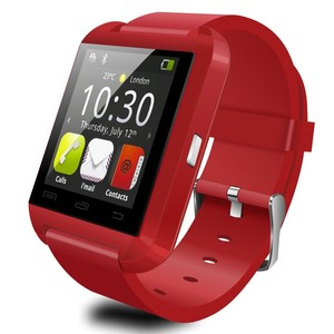 Image 2 - Stepfly Bluetooth Watch U8  For IOS IPhone 4/5S/6 Samsung S4/Note 3 HTC Android /IOS Phone Smart watch GT08 DZ09