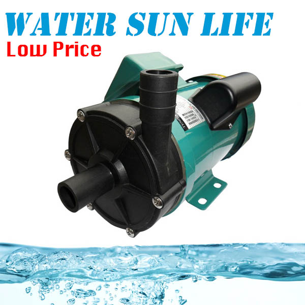 Household Magnetic Drive 220V/60HZ Plastic Material Chemical Pump MP-70RM цены онлайн