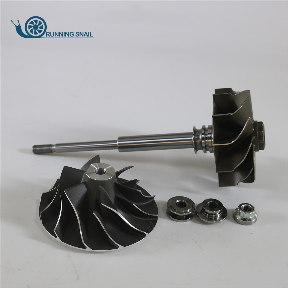 CT16V ROTOR 17201-30110 17201-OL040 turbocompresor para TOYOTA HILUX 3,0 D4D Landcruiser motor 1KD-FTV 3.0L 171HP 17201-30160