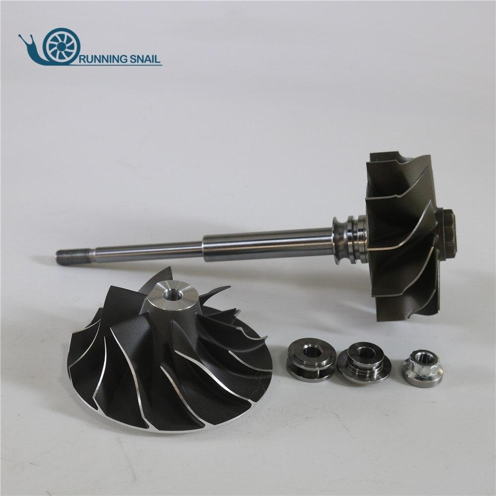 CT16V ROTOR 17201-30110 17201-OL040 turbocompresseur pour TOYOTA HILUX 3.0 D4D Landcruiser moteur 1KD-FTV 3.0L 171HP 17201-30160