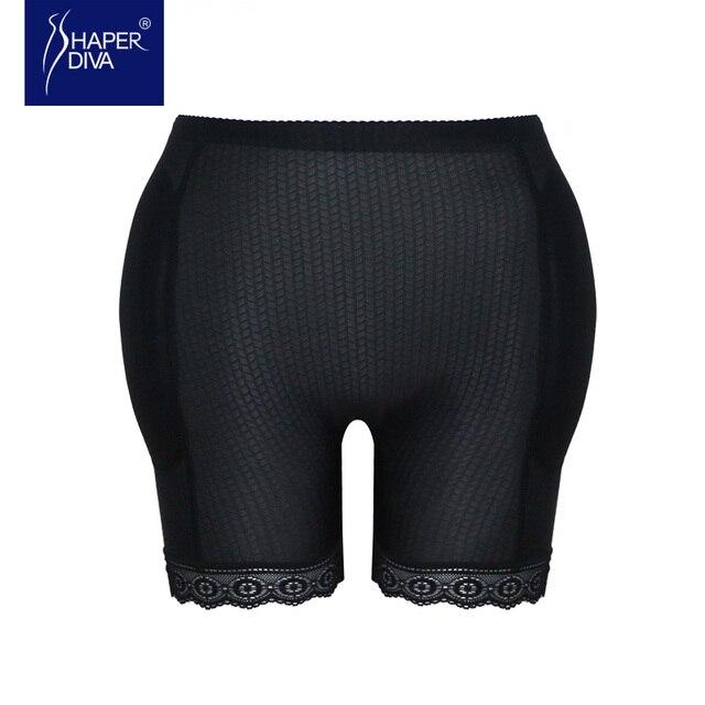 Women Butt Hip Shapers Enhancer Seamless Padded Shaper Control Bodyshort Panties Underwear Shapewear Pants New Arrival