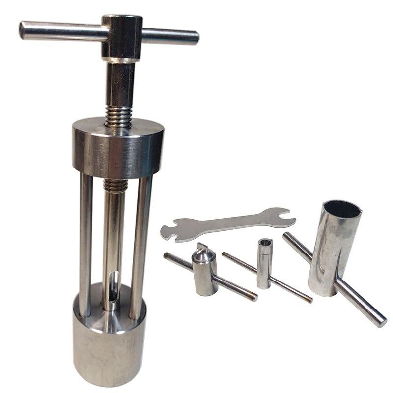 Conjunto 1 NSK Baixo-velocidade Do Motor Dispositivo de Manutenção De Reparação Desmontar & Instalar Ferramenta Dental