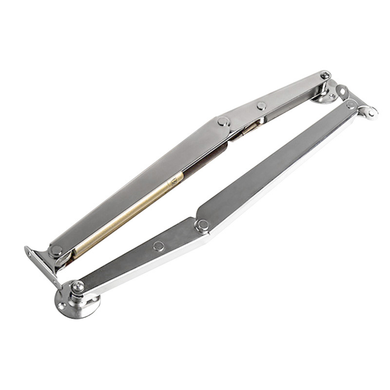 Random stop Tatami air Support Gas Hydraulic Spring 60/80/100/150N Door Lift Support Kitchen cabinet Hinges Furniture Hardware