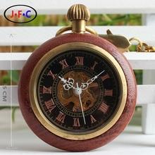 Collecting treasures font b all b font copper wood straight retro mechanical font b watch b