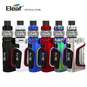 Image 1 - الأصلي Eleaf iStick بيكو S مع مجموعة ELLO VATE 100 واط ماكس القوة الكهربائية مع HW M و HW M/HW N لفائف vaper السجائر الإلكترونية