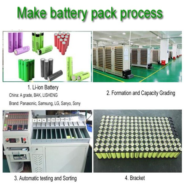 Sale Diy rechargeable72v 3000w elektrofahrrad akkus lithium battery 72v 40ah electric motocycle battery pack For Samsung cell 15