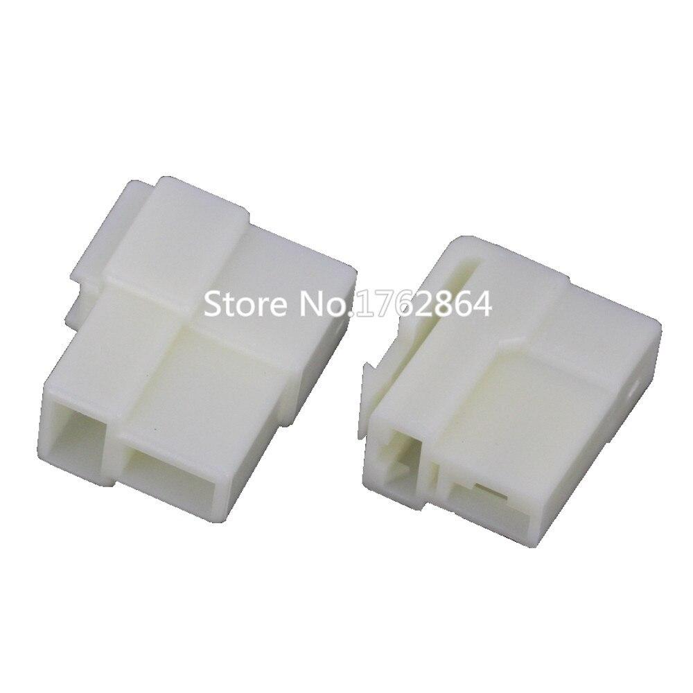 Conector macho conector de pino conector do chicote de fiação Automotiva DJ7021A-7.8-11 2/21 2 P
