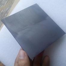 лучшая цена 100x100x1mm high pure graphite plate