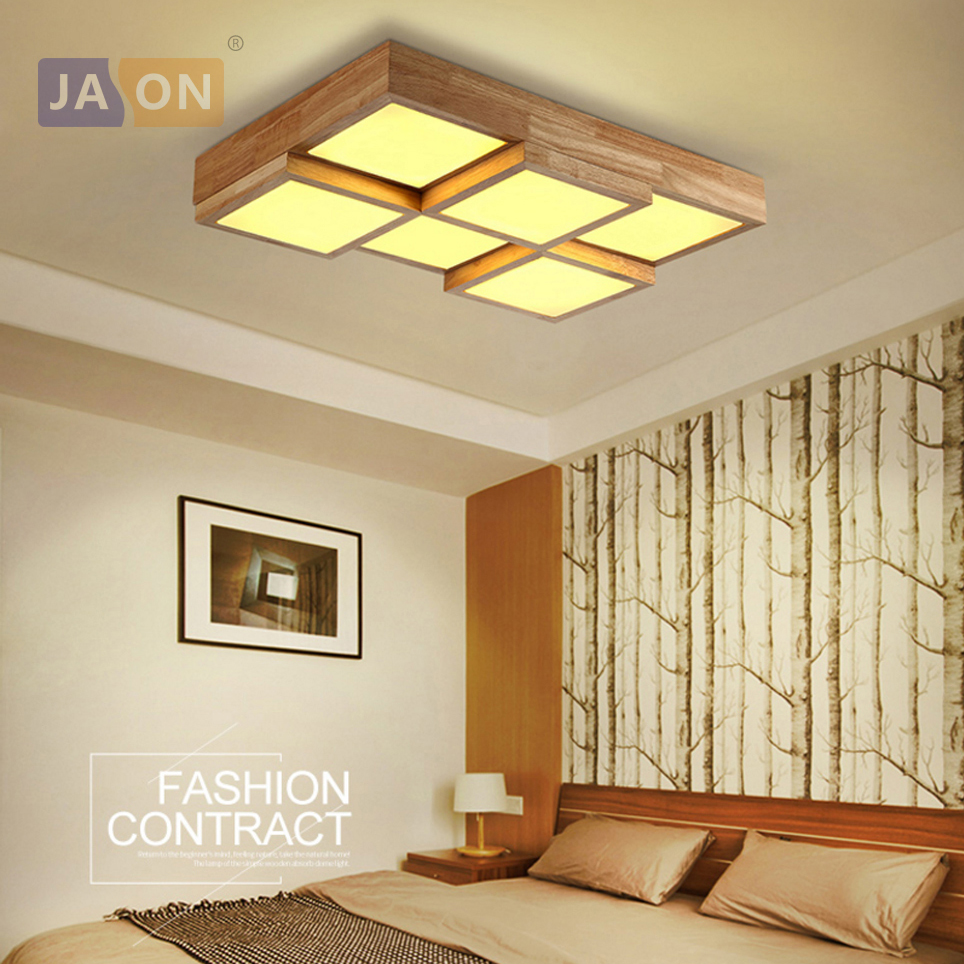 LED Nordic Magic Cube Wooden Acrylic LED Lamp.LED Light.Ceiling Lights.LED Ceiling Light.Ceiling Lamp For Foyer Bedroom Hall