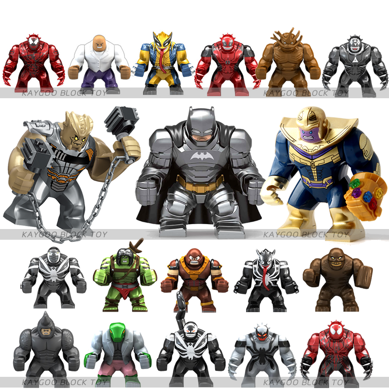 Marvel DC Super Heroes Avengers Infinity War Cull ...