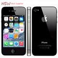 Mejor precio ~ 100% original desbloqueado de fábrica apple iphone 4 wcdma 8/16/32 gb rom 5mp 3.5 ''wifi gps ios smartphone envío gratis
