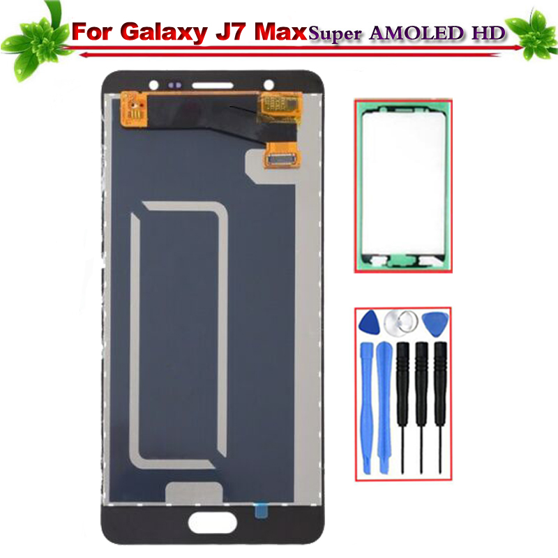 for SAMSUNG Galaxy J7 Max 2017 LCD Display Touch Screen Digitizer Assembly for Galaxy J7 Max G615 SM-G615F/FU Lcd Super Amoledfor SAMSUNG Galaxy J7 Max 2017 LCD Display Touch Screen Digitizer Assembly for Galaxy J7 Max G615 SM-G615F/FU Lcd Super Amoled