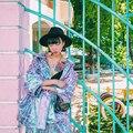 BT010 Оригинальный Дизайн блестящий покрытием соединение ткань металл цвет негабаритных harajuku пальто плюс размер свободной женщины куртка осень 2016