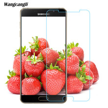 Tempered Glass Forsamsung a5 2017 glass Screen Protector 2.5D Film Explosion Proof HD For samsung a8 2018 screen protector