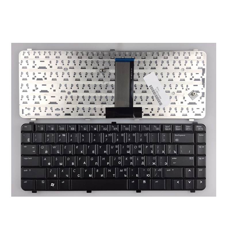 New Russian Keyboard FOR HP For Compaq 511 515 516 610 615 CQ510 CQ511 CQ610 RU Laptop Keyboard