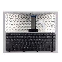 Novo teclado russo para hp para compaq 511 515 516 610 615 cq510 cq511 cq610 ru teclado do portátil