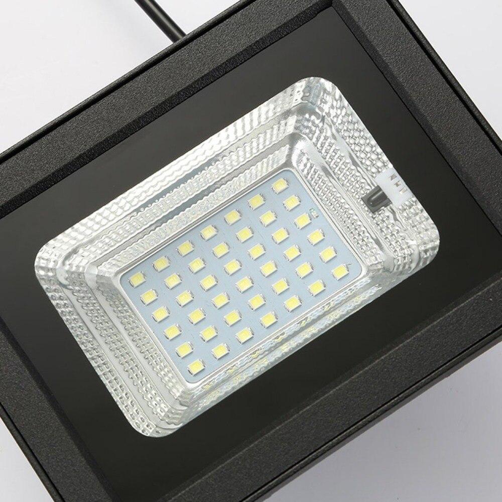Tipo Split PIR Sensor de movimiento de la lámpara Solar de Control remoto 6 W/10 W Panel Solar de interior al aire libre para jardín al aire libre de la iluminación - 5