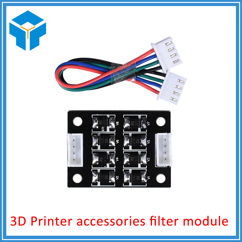 1pcs New TL-Smoother V1.0 addon moduleFor 3D pinter motor drivers