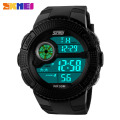 2016 New Skmei Brand Sports Watches Fashion LED Digital For Men Military Watch Dive Swim Outdoor Wristwatches 1027