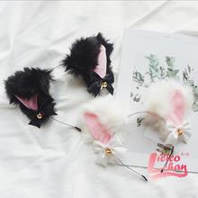 Аксессуары для вечевечерние НКИ косплей аниме «кошачьи ушки»