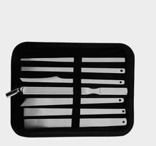 New Professional 7PCS SET Toe Nail Pedicure knife Feet Care Tool Kit Cuticle Dry Dead Skin