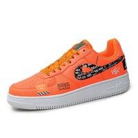 CBYEZY Air Force 1 Men Skateboard Shoes Breathable Sneakers for Mens AF1 Joint zapatos de hombre Comfortable Sport Shoes